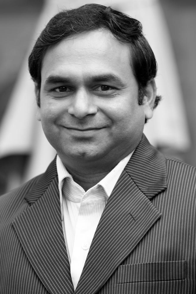 Rupesh Vaishnav (Asst. Manager - Quality Assurance)