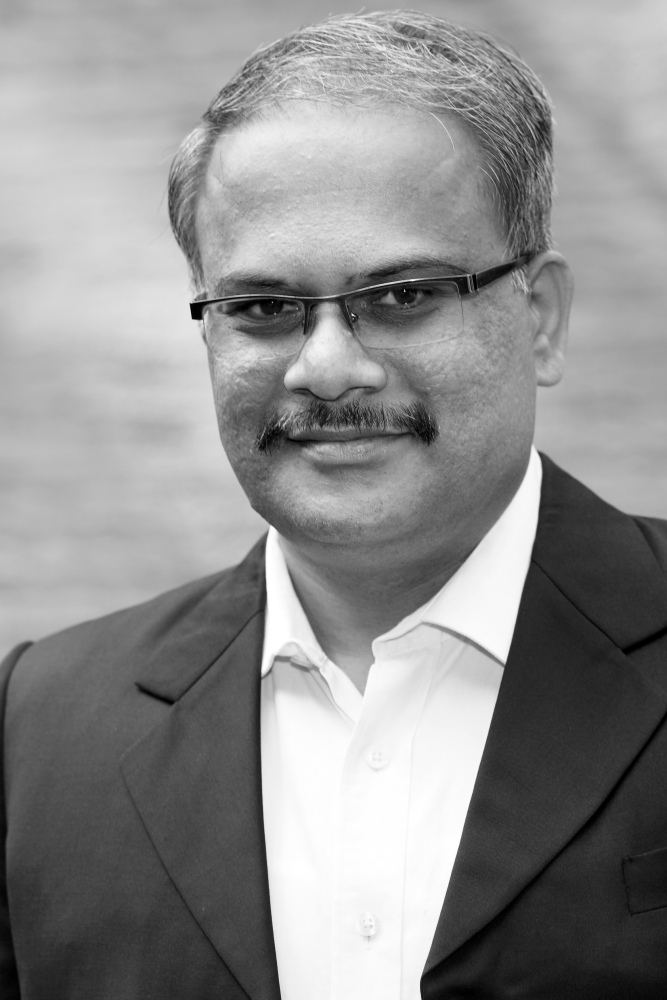 Chandrashekhar Rajwal (General Manager - Commercial)