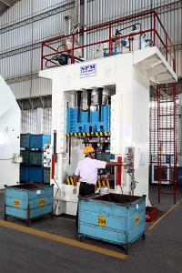 250 Tons Hydraulic Press