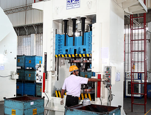 250 Tons Hydraulic Press